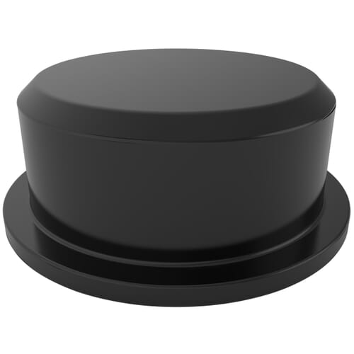 11mm x 12.5mm Parallel Protection Plugs - Low Density Polyethylene
