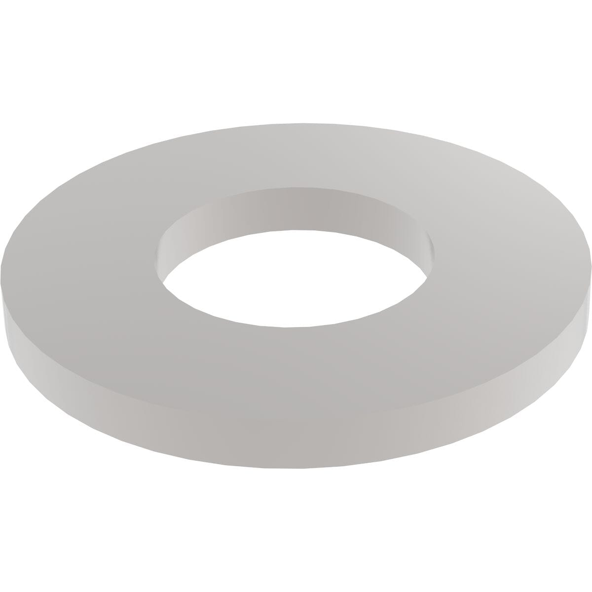 M5 Form A Flat Washers (DIN 125) - Stainless Steel (A2)