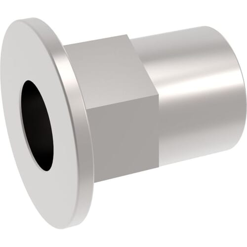 Flat Hexagon Rivet Nuts