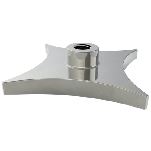 M6 x 31mm Stainless Steel Knobs (Type 4 ) - Polished Stainless Steel