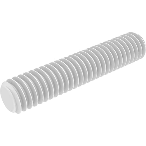 M14 x 1000mm Threaded Bars - Nylon