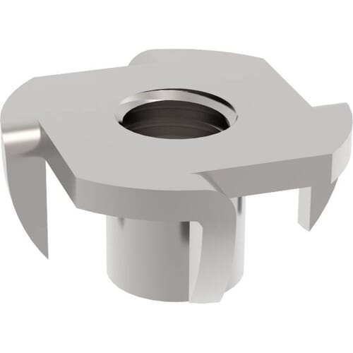 M6 Tee Nuts - Stainless Steel (A2)