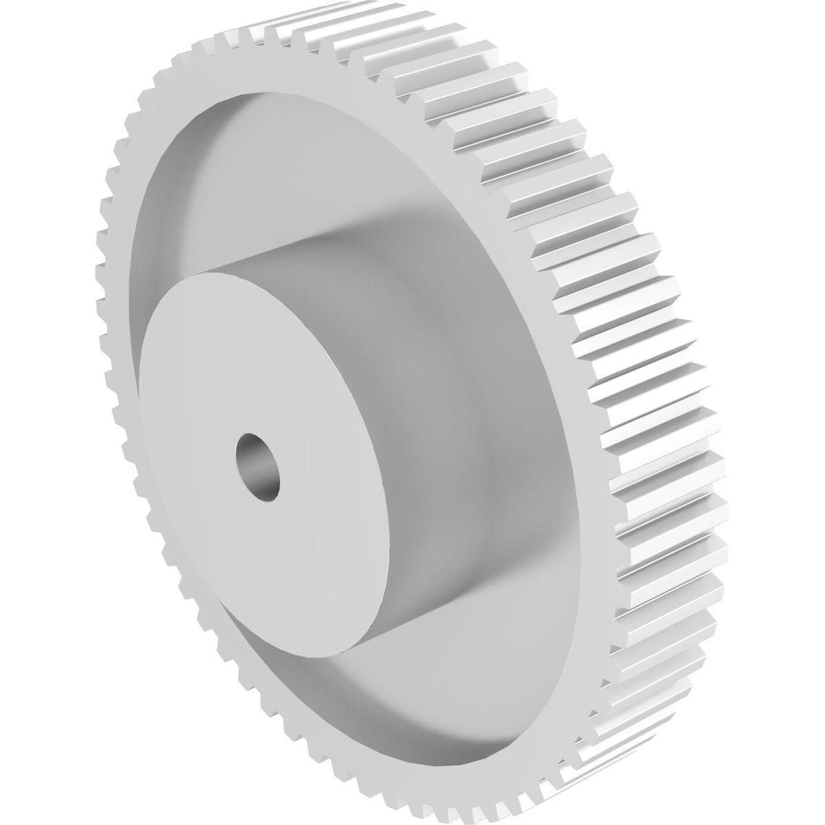 60 Teeth x 9.53mm Belt Width, XL Type Precision Timing Pulleys - P60XL037