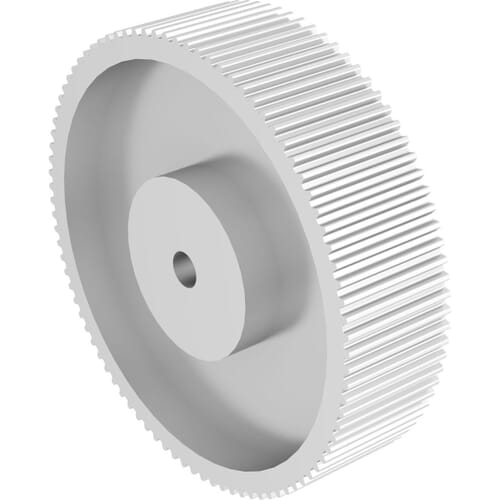 8M HTD Timing Pulleys