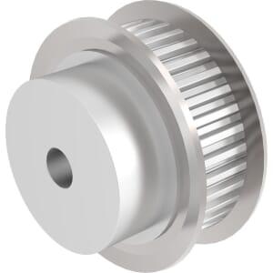 15 Teeth x 15mm Belt Width, 5M HTD Type Timing Pulleys - 15-15-5M-F
