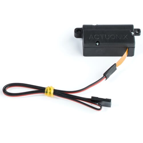 Actuonix PQ12-R Series, 6 Volts - Micro Linear Servos For RC & Arduino - 100:1 Gear Ratio