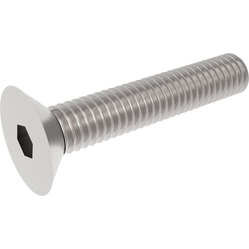 Metric Socket Countersunk Screws