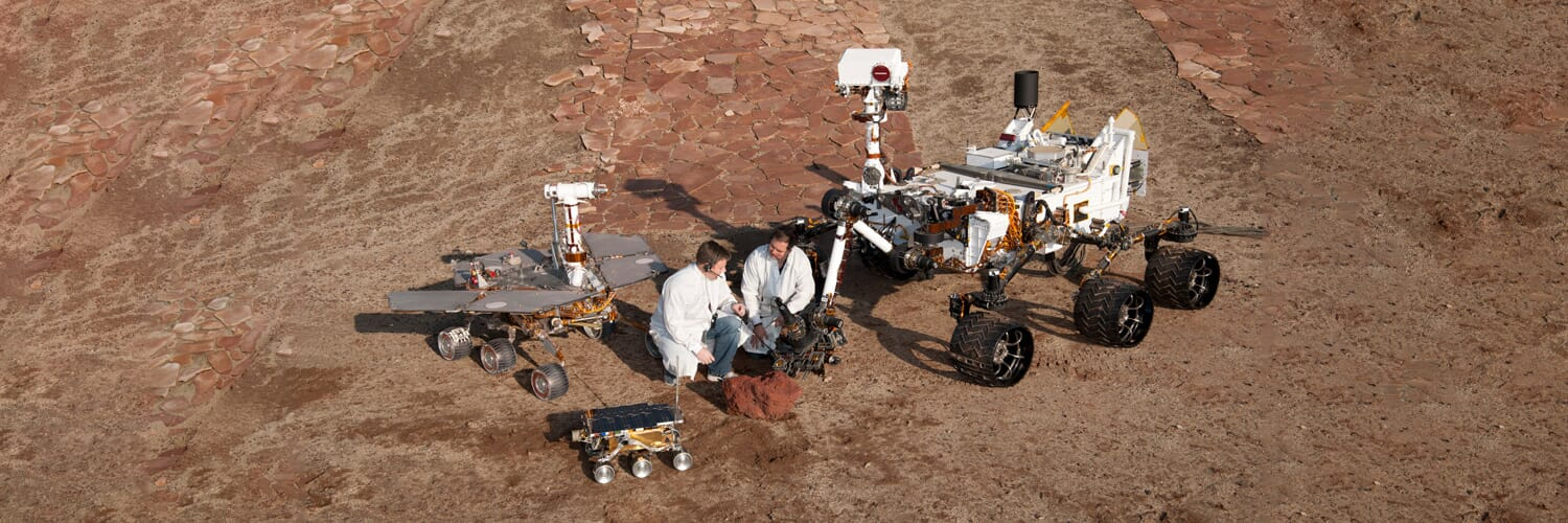 The Rover Challenge: Mars Rover Evolution 1970-2020